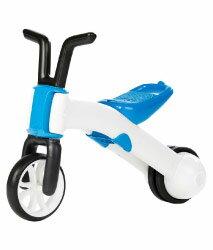 ★衛立兒生活館★比利時Chillafish Bunzi 二合一寶寶平衡車-海水藍