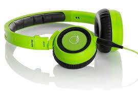 {音悅音響MUSIC HI-FI}奧地利 AKG Q460 黑色 綠色 白色 耳罩式 密閉 耳機 含線控 麥克風 For iPhone iPod iPad 公司貨