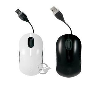 Targus 捲線光學滑鼠(U099)