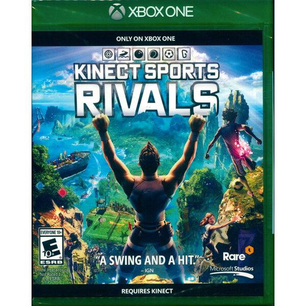 (現貨全新) XBOX ONE Kinect 運動大會:對抗賽 中英文美版 Kinect Sports Rivals