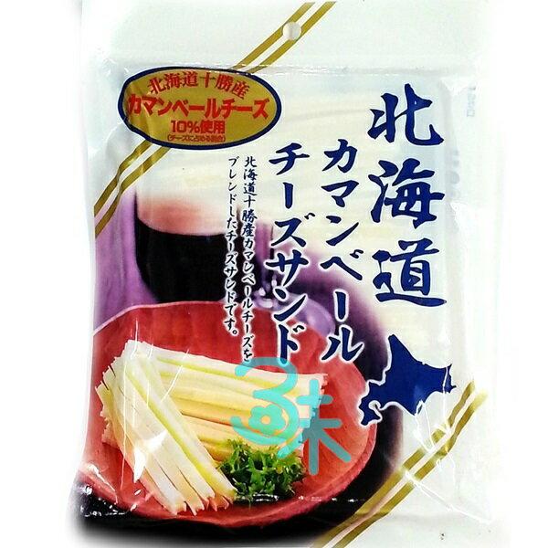 (日本) oruson 歐頌 北海道鱈魚起司條-卡芒貝爾1包 102 公克 特價 133 元 【4974819059633】(北海道起司鱈魚條)