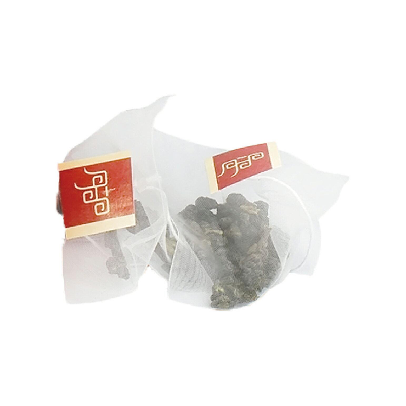 【杜爾德洋行 Dodd Tea】奶香金萱烏龍茶立體茶包15入 1