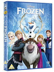 Disney's Frozen (DVD)