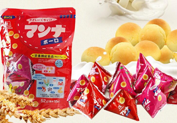有樂町進口食品 日本 森永 蛋酥 立體包 獨立小包裝 輕巧便利 4902888218422 1