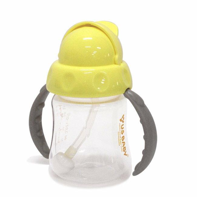 『121婦嬰用品館』優生 輕鬆開吸管手把練習杯 S - 140ml 3