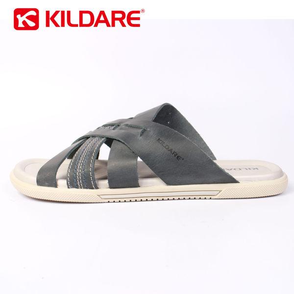 Kildare 巴西編織休閒涼鞋 藍 男 3