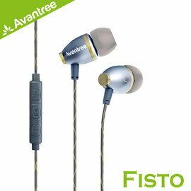 【風雅小舖】【Avantree Fisto入耳式線控耳機】iPhone iPod FiiO M3都可搭配使用 - 限時優惠好康折扣