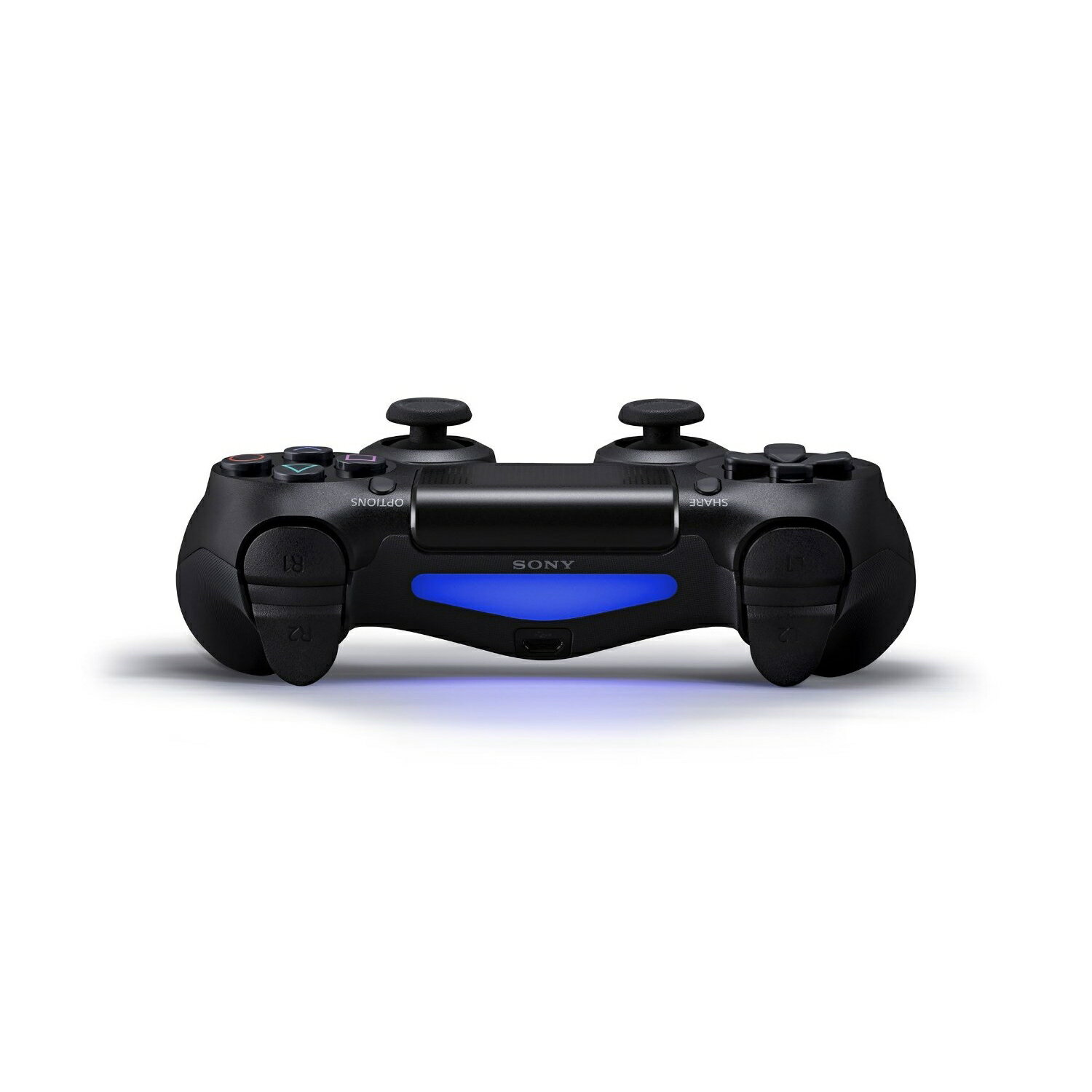 Sony PS4 DualShock 4 Controller - Black (PlayStation 4) 4