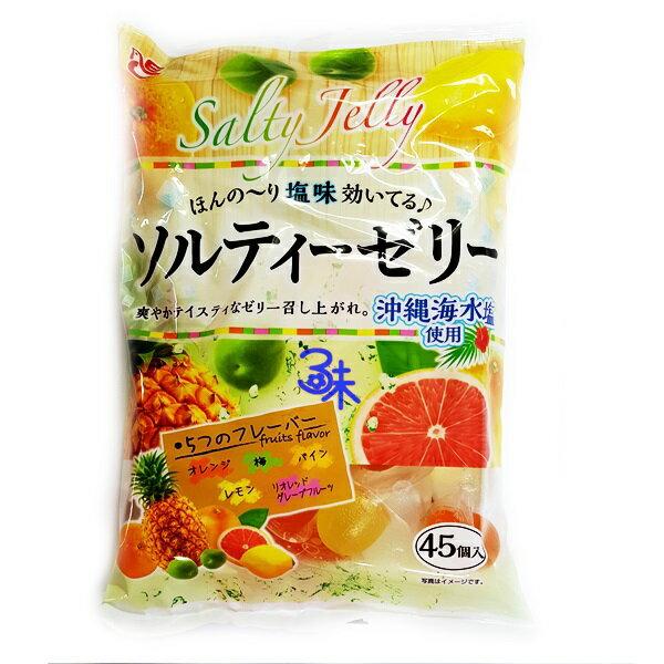 (日本) ACE bakery 夏季限定鹽味水果果凍 1包 675 公克 特價 145 元【4970055161048】