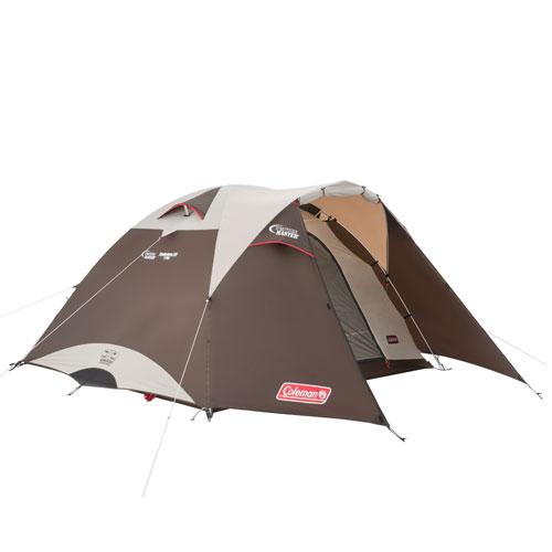 【露營趣】中和 附充氣墊 coleman CM-27282 氣候達人BREATHE圓頂帳/270 4~5人帳篷 鋁合金帳篷 露營帳篷