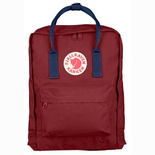 【Fjallraven Kanken 】Kånken Classic 326-540 Ox red & Royal Blue 公牛紅皇家藍