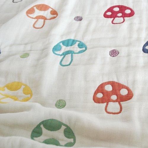 Hoppetta - 六層紗蘑菇被 (M) 1