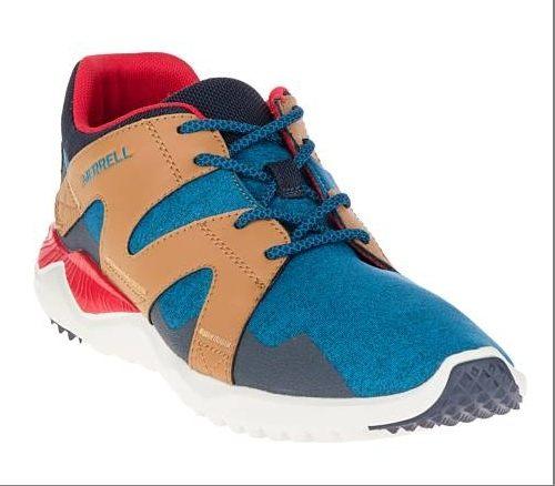 MERRELL 1SIX8 LACE 男 休閒鞋 藍咖啡 健行鞋│休閒鞋│運動鞋 7