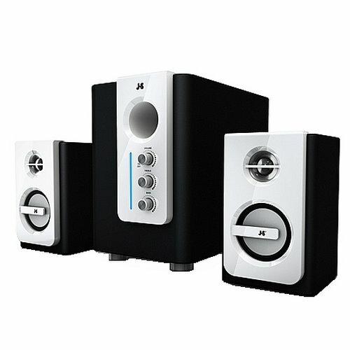 JS 淇譽 JY3060 天籟爵士 全木質三件式多媒體喇叭