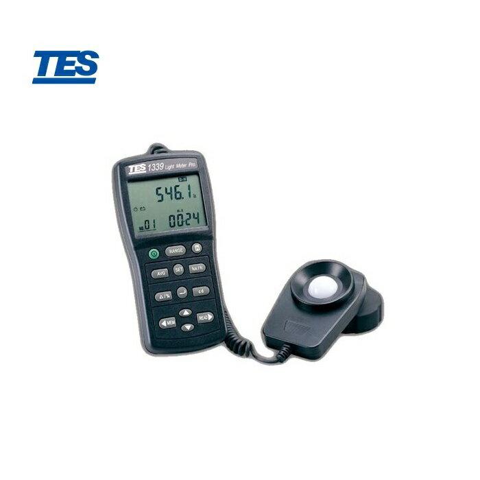 泰仕 TES-1339 專業級照度計 - 限時優惠好康折扣