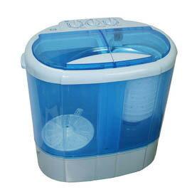 ★新一代大河生活mini雙槽柔洗機 洗衣機~強力脫水、一機雙馬達、輕鬆省力省電省水