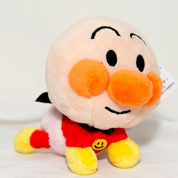 嬰兒麵包超人 絨布玩偶 正版商品 日本帶回