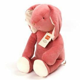 美國miYim有機棉安撫娃娃-邦妮兔兔大型100cm