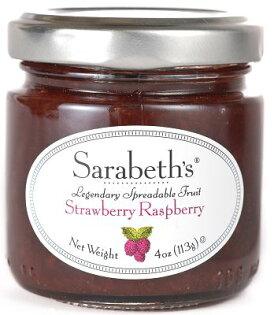 天然手工小果醬-覆盆子草莓口味 Strawberry Raspberry【Sarabeth's Kitchen】
