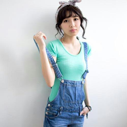 短袖T恤-短袖百搭純色圓領羅紋T恤【23007】藍色巴黎《18色》現貨商品 1