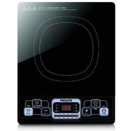 飛利浦PHILIPS【HD-4921 / HD4921】1300W 智慧變頻電磁爐 黑晶玻璃面板