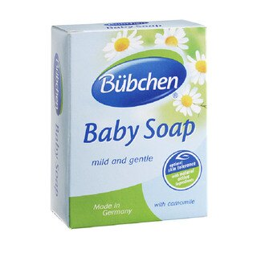 【奇買親子購物網】貝恩洋甘菊精華複方潔膚嬰兒香皂(125g)