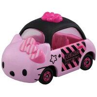 凱蒂貓週邊商品推薦到【奇買親子購物網】(152)Dream TOMICA HELLO KITTY STRIPE RIBBON凱蒂貓 49903