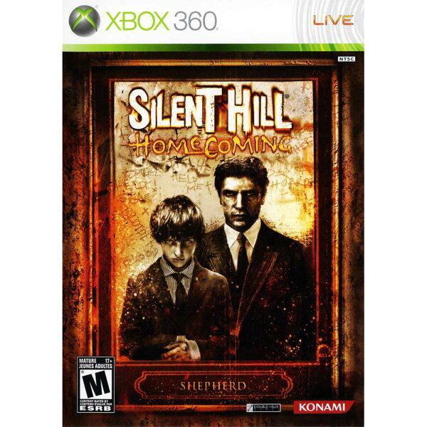 XBOX360 沉默之丘:歸鄉 英文美版 Silent Hill:HOMECOMING