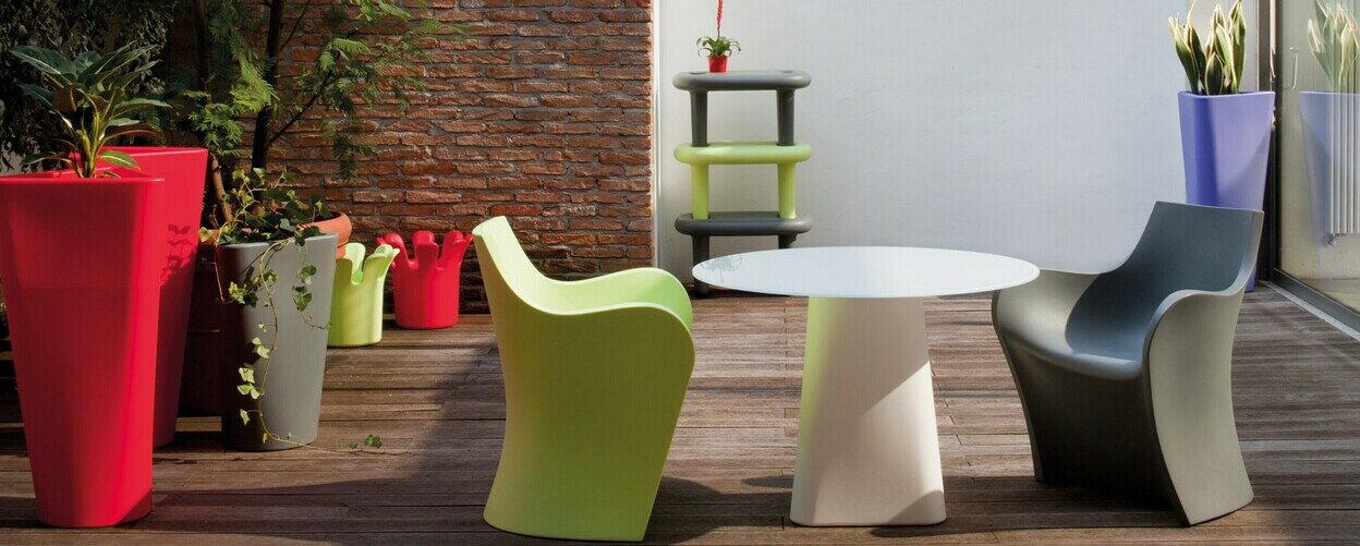 義大利B-Line Adam (Design by Busetti | Garuti | Redaelli 2012) 立體造型桌  吧檯桌 3