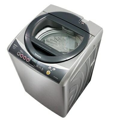 【純米小舖】國際牌10公斤ECO NAVI智慧節能變頻洗衣機NA-V100YBS-S