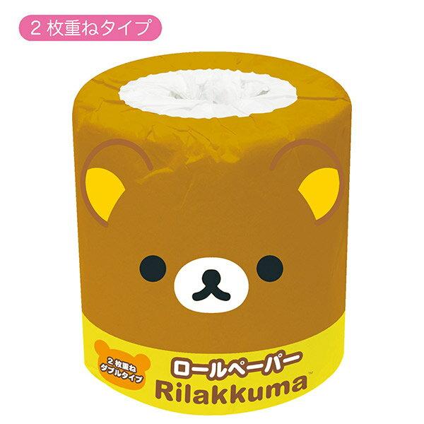 【蜜多麗夢想本舖】日本 San-X 拉拉熊 捲筒衛生紙(大臉款)