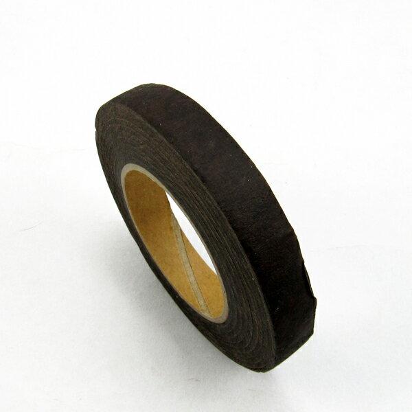【60008】紙膠帶.台製-05咖啡色 (30碼 / 寬1.2cm)