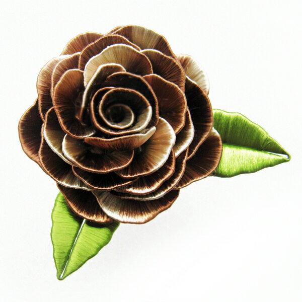 【60164-3】春仔花.纏花-玫瑰紙型