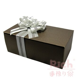 2入禮盒-A001(含銀色法國結)-訂購基本量50個