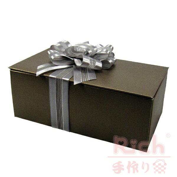 2入禮盒-A001(含鐵灰色法國結)-訂購基本量50個