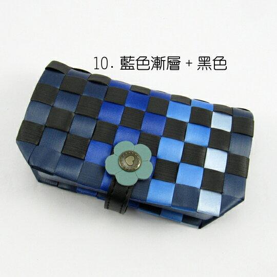 New!12mm卡片包~材料包~10.藍色漸層 黑色 ~  好康折扣