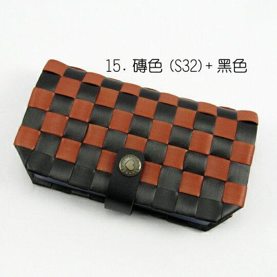 New!12mm卡片包【材料包】15.磚色(S32)+黑