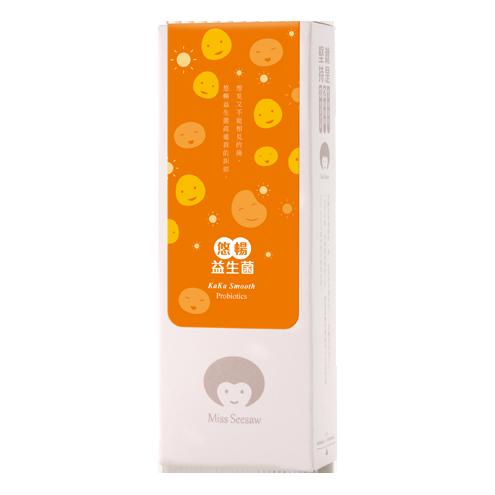 多多口味超順暢-MS悠暢益生菌隨身包(5包/盒)