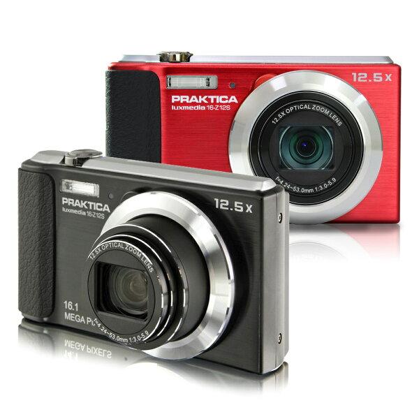 德國柏卡PRAKTICA Luxmedia 16-Z12S數位相機(公司貨)