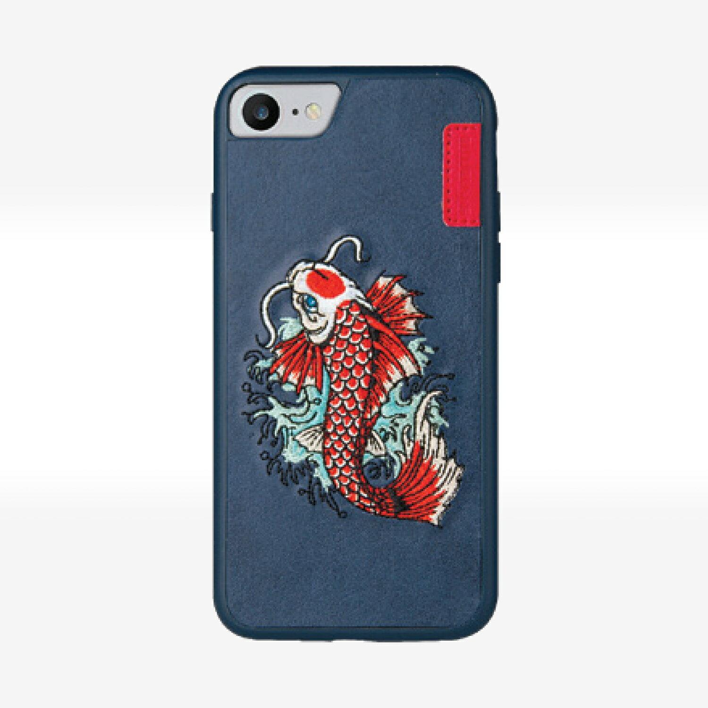 [預購]Skinarma IREZUMI iPhone 7 Plus刺繡背蓋 6