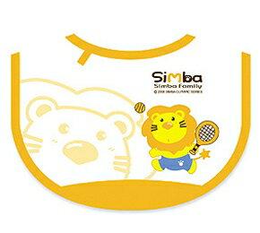 『121婦嬰用品館』辛巴 小圍兜網球(粉/藍/橘) 0