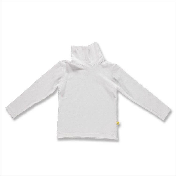 Chua 純棉白色高領衫( 3-7歲) 0