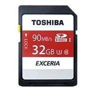 *╯新風尚潮流╭* TOSHIBA N302記憶卡 32G 32GB SDHC U3 THN-N302R0320A4
