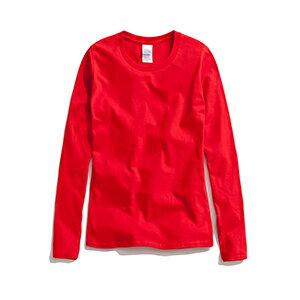 【GILDAN】亞規柔棉修身長袖T恤76400L 2