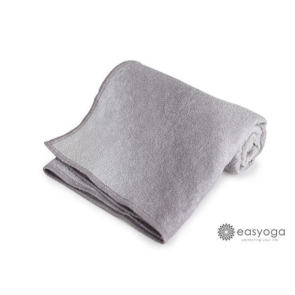 easyoga 瑜珈鋪巾 超細纖維漸層瑜伽鋪巾(手部)-漸層咖