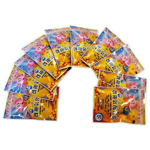 『121婦嬰用品館』芽孢乳酸桿菌脆皮Q糖 15g *10包/盒 2