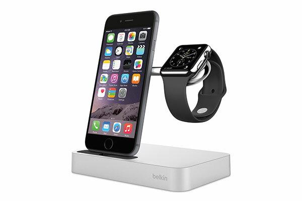 belkin Apple Watch + iPhone 支架式充電底座/充電座/充電支架/充電架/充電器【馬尼行動通訊】