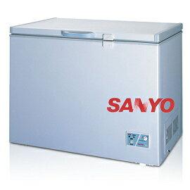 【台灣三洋 SANLUX】SCF-326T 三洋 326L 冷凍櫃