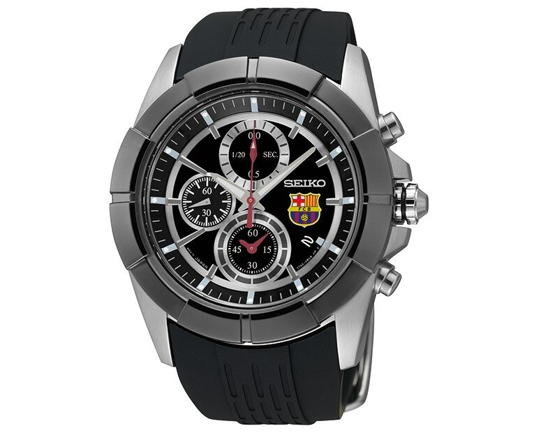 SEIKO LORD SNDE81P1 FC BARCELONA SPECIAL EDITION 0