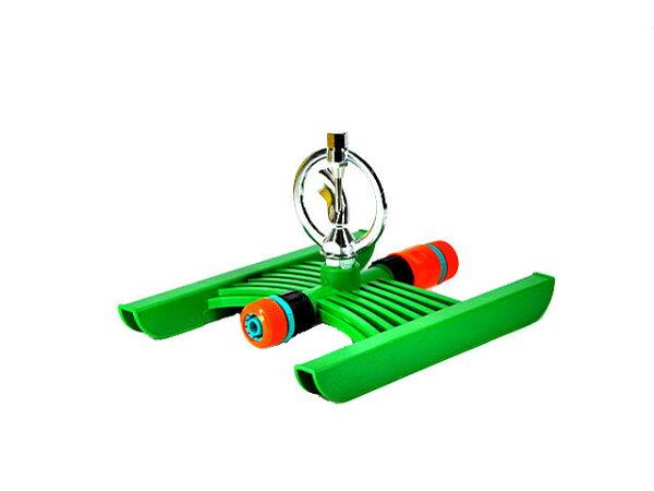 ★灑水達人★中段圓型鐵製噴頭腳架(雙邊都可接4分耐壓管)